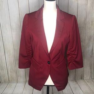 The Limited Ladies Single Button Blazer Jacket